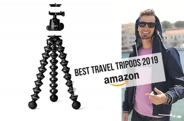 Best Travel Tripods 2019