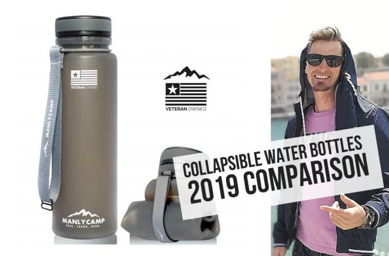 Best Water Bottles 2020.6 Best Collapsible Water Bottles For Travel 2019 Comparison