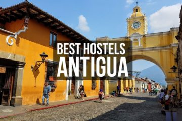 hostels in antigua