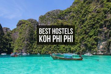 Hostels Koh Phi Phi