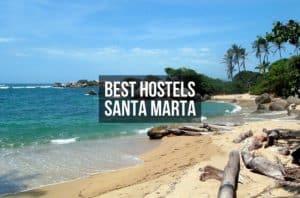 Hostels Santa Marta