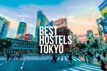 Hostels in Tokyo