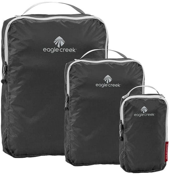 Eagle Creek - Best Compression Packing Cubes