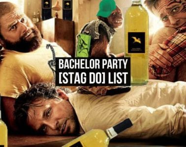 WHAT TO BRING TO A BACHELOR PARTY - STAG DO PARTY