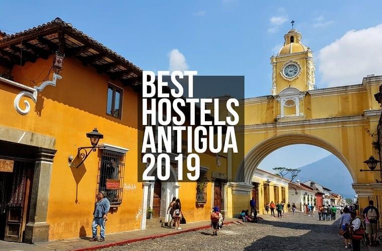 best hostels in antigua