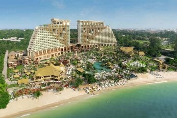 luxury pattaya resorts