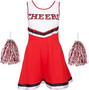 cheerleader dress for bachelor party