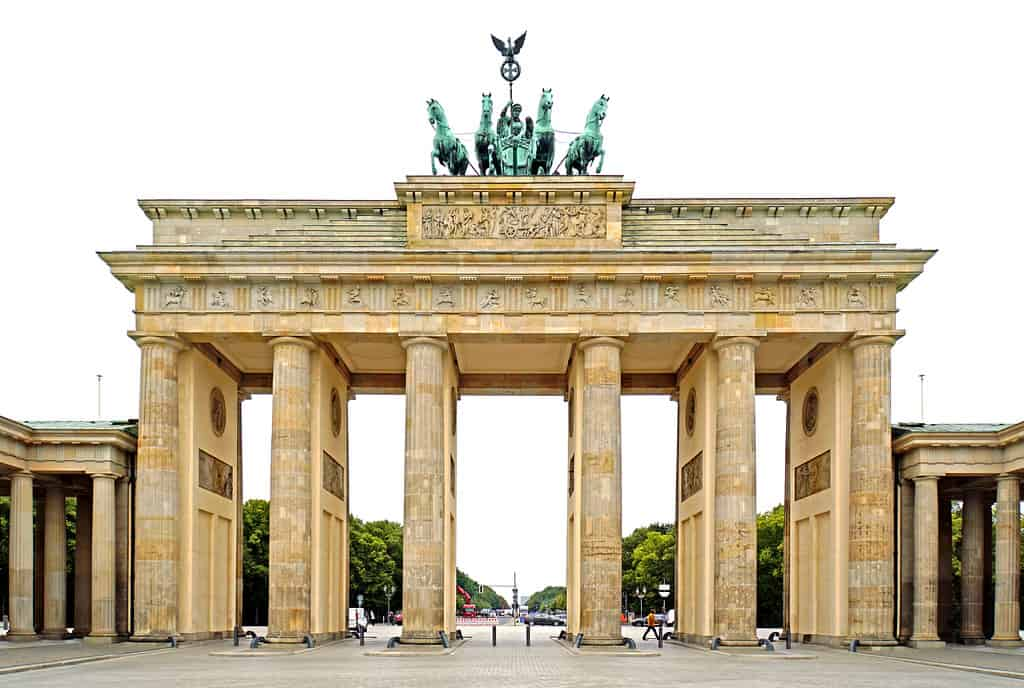 historical sites germany