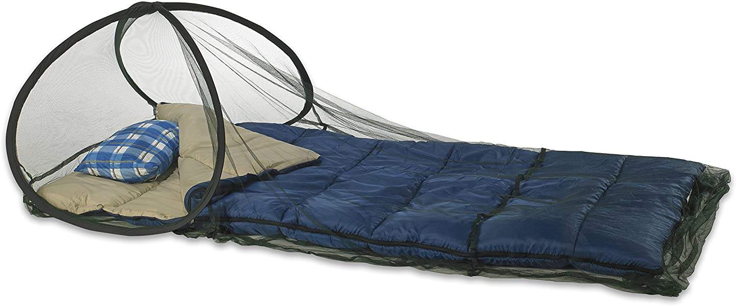 mosquito net for camping for sleeping bag