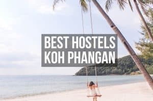 Best Hostels in Koh Phangan