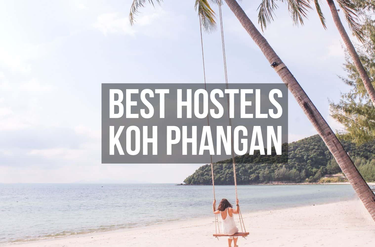 Best Hostels in Koh Phangan