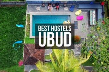 Best Hostels in Ubud, Bali