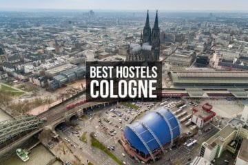 Best Hostels Cologne