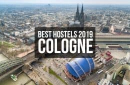 Best Hostels in Cologne