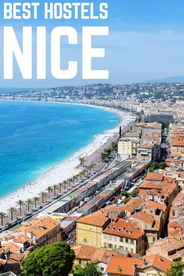 Best Hostels in Nice