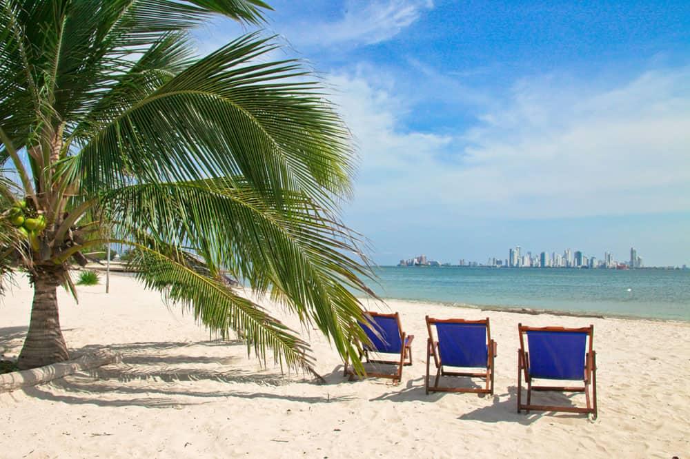 best cartagena beaches