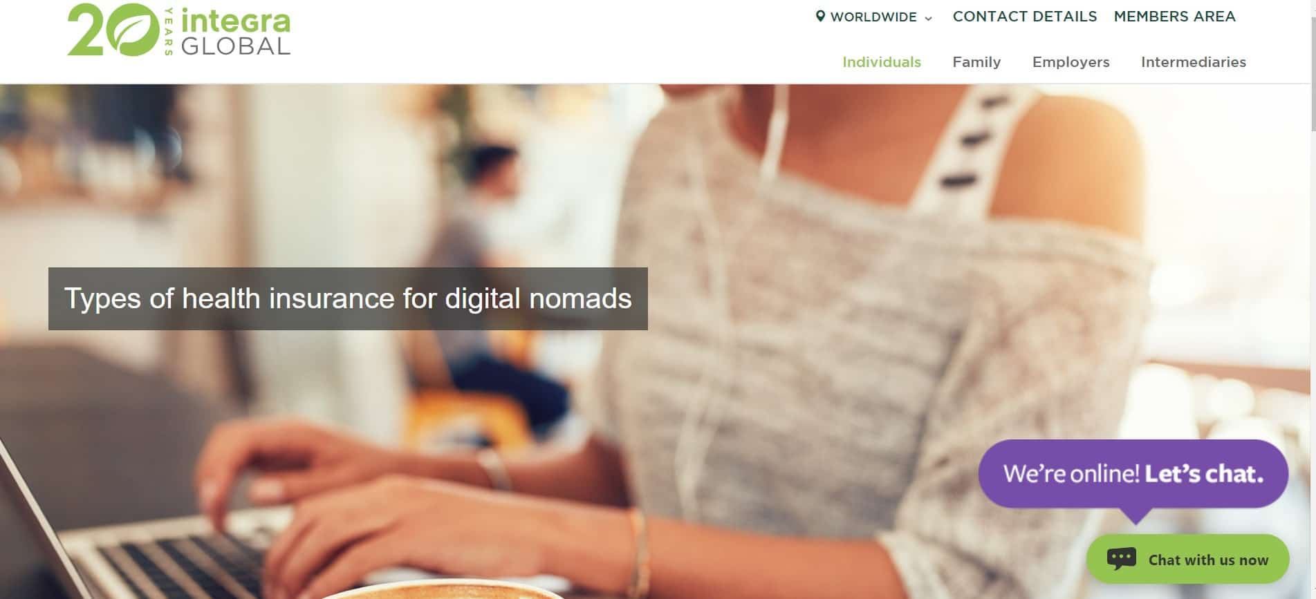 6 Best Digital Nomad Insurance Plans - (COMPARISON 2019)