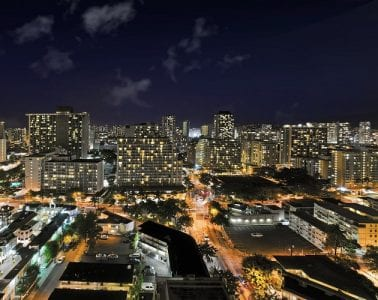 best things to do in honolulu at night