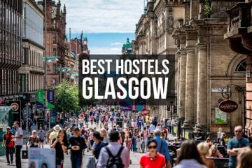 Best Hostels in Glasgow