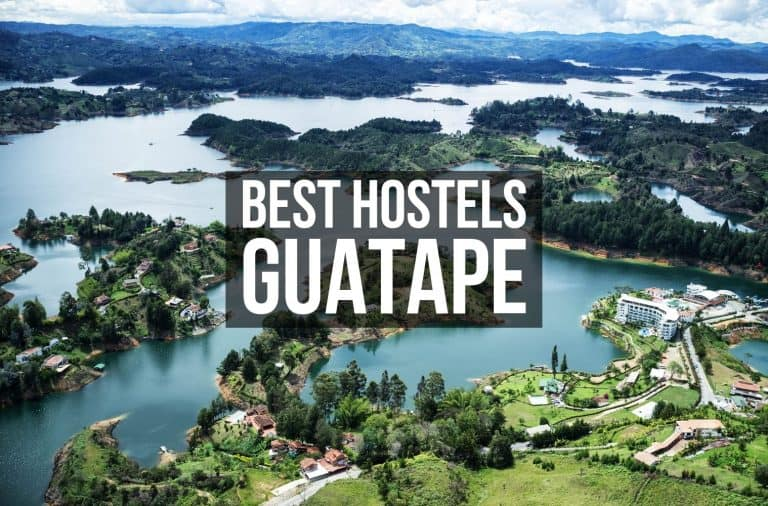 Best Hostels in Guatape