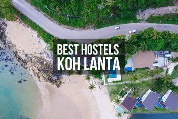 Best Hostels in Koh Lanta