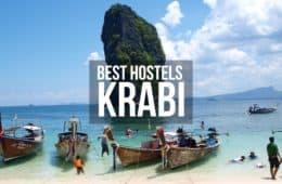 Best Hostels in Krabi