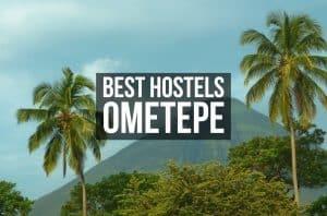 Best Hostels in Ometepe