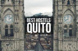 Best Hostels in Quito