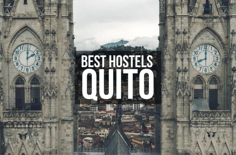 Best Hostels in Quito