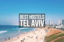 Best Hostels in Tel Aviv