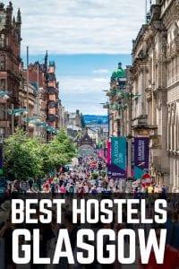 Best Glasgow Hostels