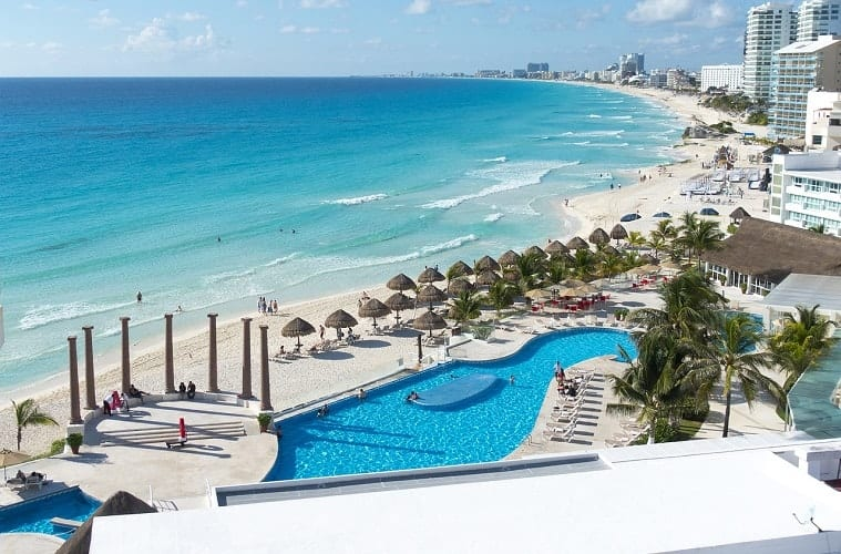 Sandos Cancun Luxury Experience Resort - All Inclusive in