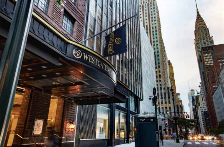 Fancode New York Hotel  2020