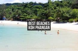 Beaches in Koh Phangan