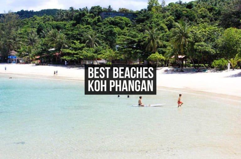 Beaches in Koh Phangan