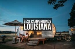 best campgrounds in louisiana