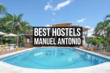 Hostels in Manuel Antonio