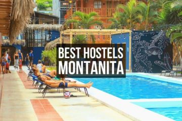 Best Hostels in Montanita