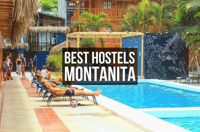 Best Hostels in Montanita