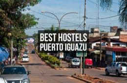 Best Hostels in Puerto Iguazu