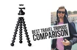 Best Travel Tripods