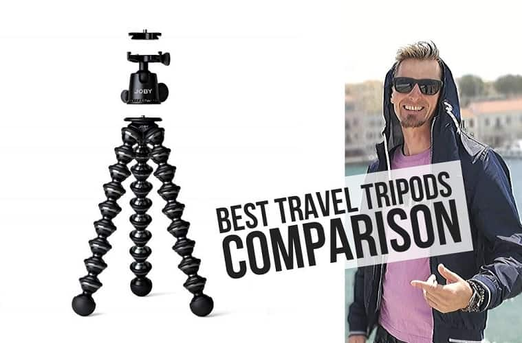 Best Travel Tripods