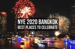 New Years Eve Bangkok