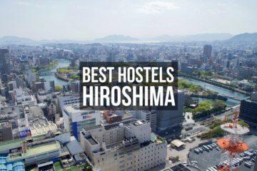 Best Hostels in Hiroshima