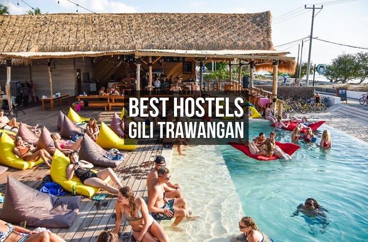 Hostels Gili