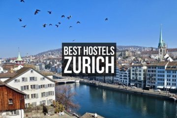 Best Hostels Zurich