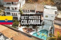 Hostels in Colombia