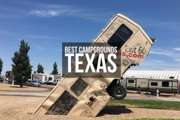 Camping Sites in Texas