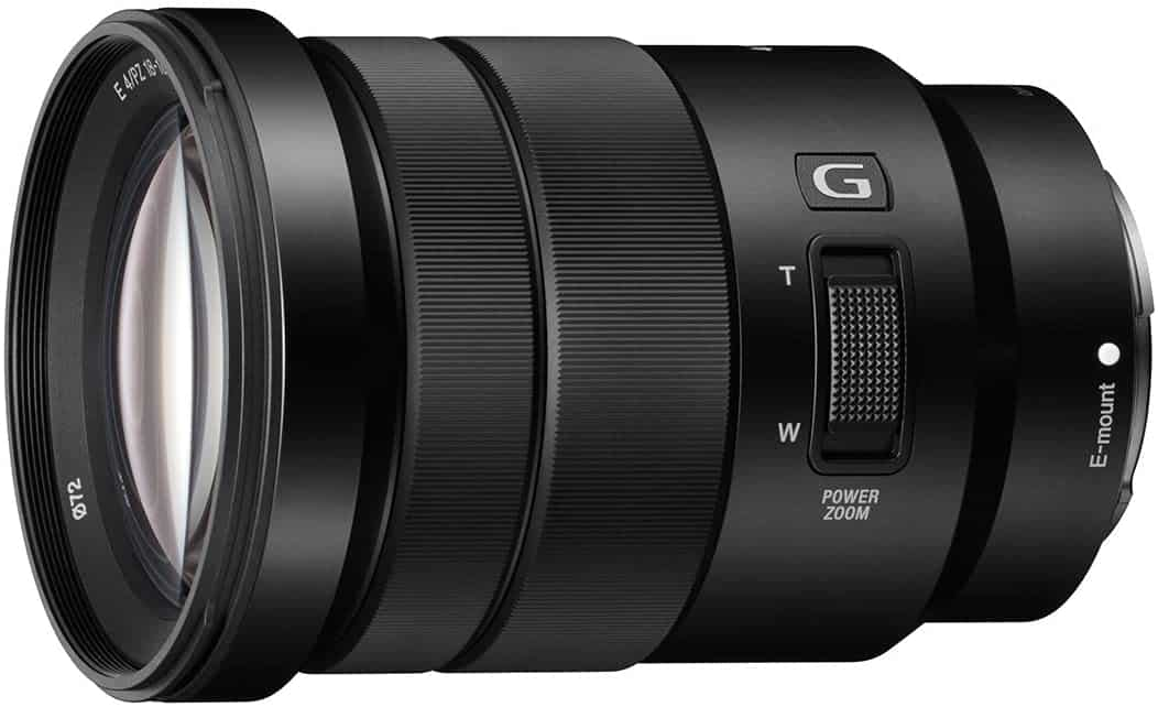 best travel lens for sony a6000