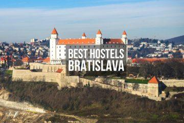 Best Hostels in Bratislava